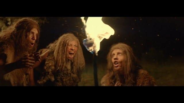 Rexona - Caveman commercial