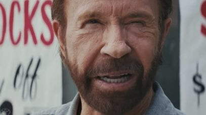 Toyota: Tough as Chuck Featuring Chuck Norris