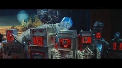 John Lewis and Waitrose  commercial