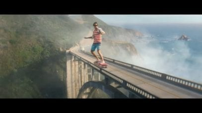 Virgin Holidays – The World Is Your Playground TV Ad