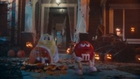 M&M Halloween Commercial 2020 M&M's: Ghosted & Eaten   Halloween commercials   DAILY COMMERCIALS