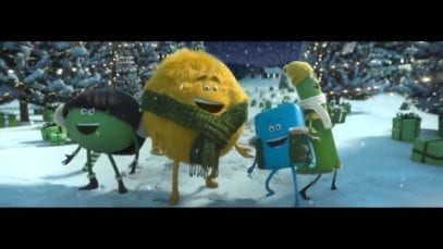 Cricket Wireless: Four for the Holidays – 2018 Christmas Advert