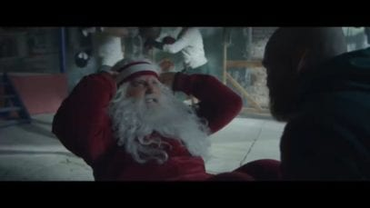 Audi Presents New Santa advert Christmas