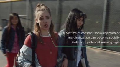 advert gun violence