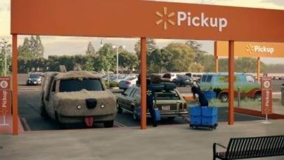 Walmart: Famous Cars TV commercial