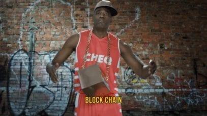 Cheq: Greatest Blocker –  Dikembe Mutombo advert