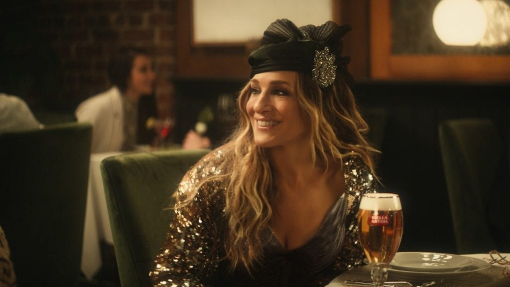 Stella Artois is Bringing Back The Dude and Carrie Bradshaw This Super Bowl For a Good Cause