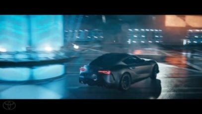 Toyota: Wizard GR Supra – Super Bowl TV Commercial