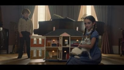 Dreamies: Cat Borrowers tv commercial