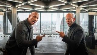Fast & Furious Presents Hobbs & Shaw Movie Trailer