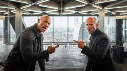 Fast & Furious Presents Hobbs & Shaw Movie Trailer