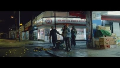 KFC: Chicken Town – The Godfather advert