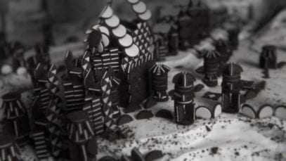 Oreo: Game of Thrones Title Sequence