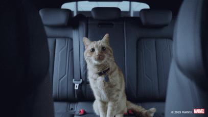 Audi teams up on Marvel Studios' Avengers: Endgame for comical digital short featuring Captain Marvel