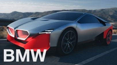 BMW: Vision M NEXT – Official Film