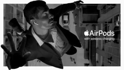 apple video advert