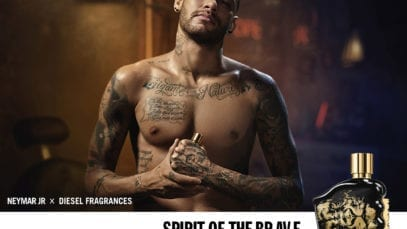 Diesel: Spirit of the Brave – features Neymar Jr.