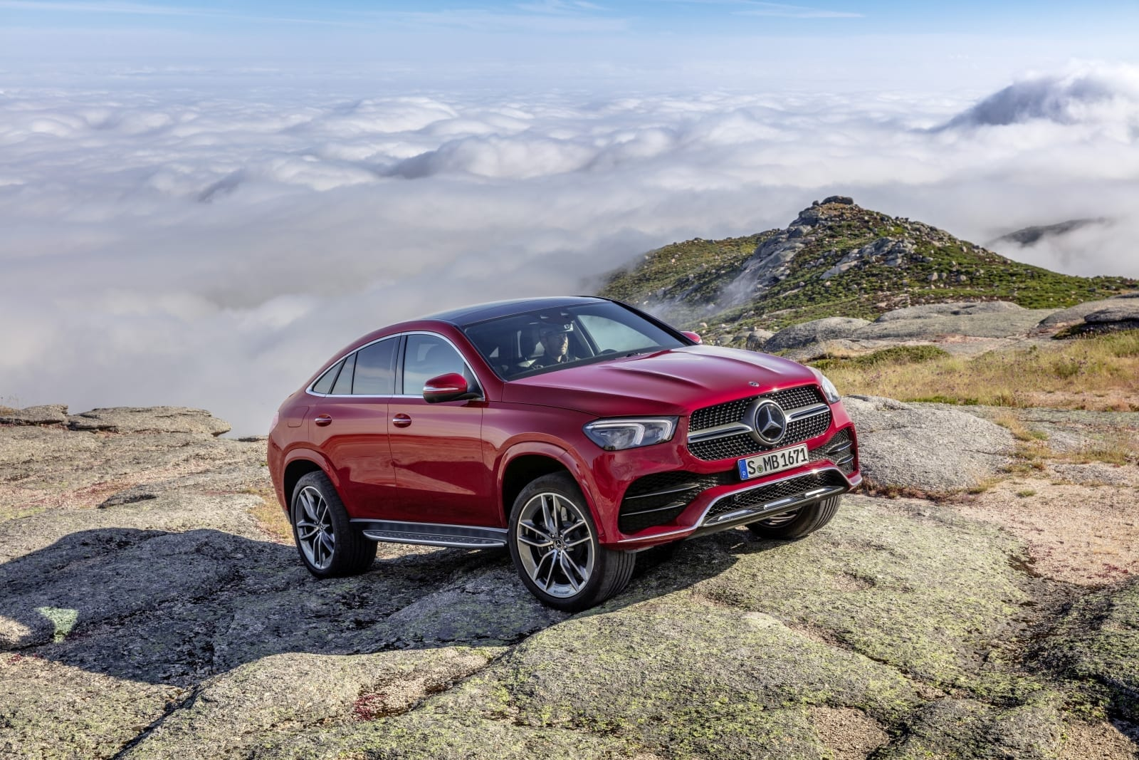 Mercedes-Benz GLE Coupé 2019Mercedes-Benz GLE Coupé 2019