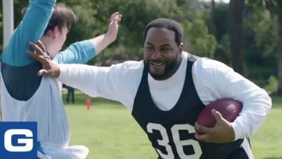 GEICO Jerome Bettis