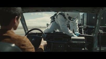 Mercedes-Benz advert TV commercial