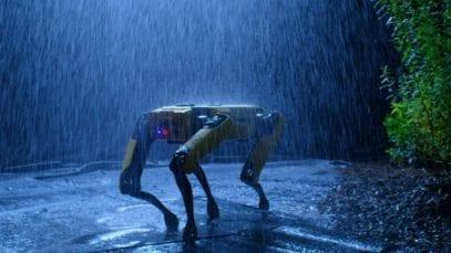 Boston Dynamics: Spot Launch
