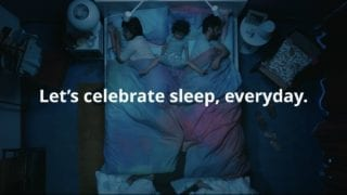IKEA: Let's celebrate sleep, everyday