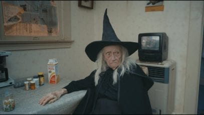 Skittles Witch