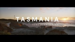Discover Tasmania: Come Down For Air