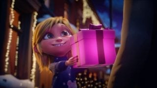 Very.co.uk: Christmas advert – Pass The Parcel