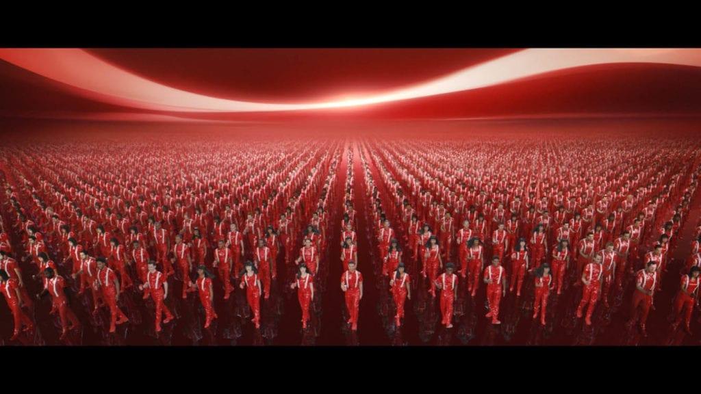 missy elliott pepsi commercial 2020 red people