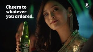 Heineken advert
