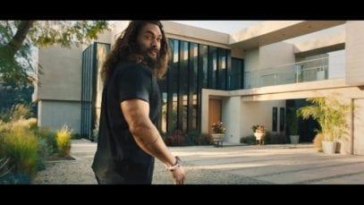 aquaman super bowl ad