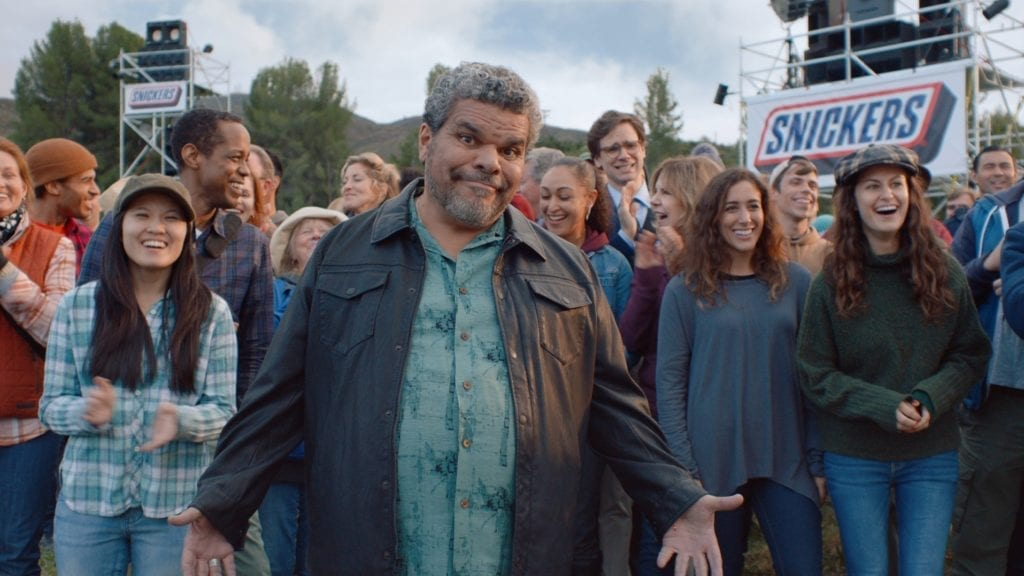 LUIS-GUZMAN Mars Incorporated Snickers Super Bowl Ad