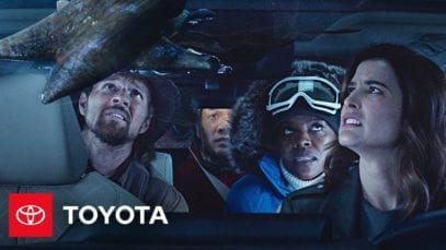Toyota: Super Bowl Commercial 2020 – Ft Cobie Smulders