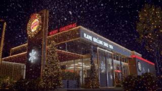 Burger King _ Christmas in July