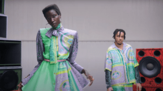 Versace Flash 2021 _ Advertising Campaign _ Featuring AJ Tracey and Anok Yai – Y