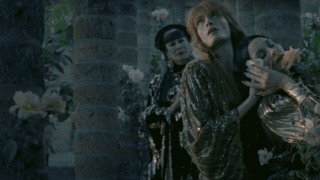 Gucci Bloom Campaign with Anjelica Huston, Florence Welch, Jodie Tur