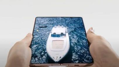 Galaxy Z Fold2 Official – Display Samsung