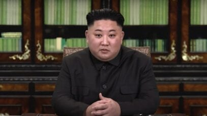 deepfake Kim Jong-Un