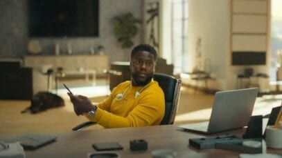 Audible TV Commercial Kevin Hart, Malcolm Gladwe