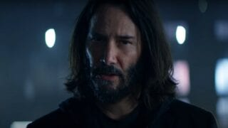 Keanu Reeves Cyberpunk 2077 commercial