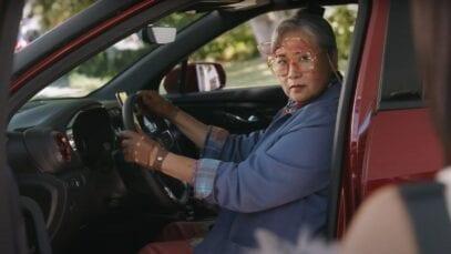 amazon Alexa car Grandma commercial advert
