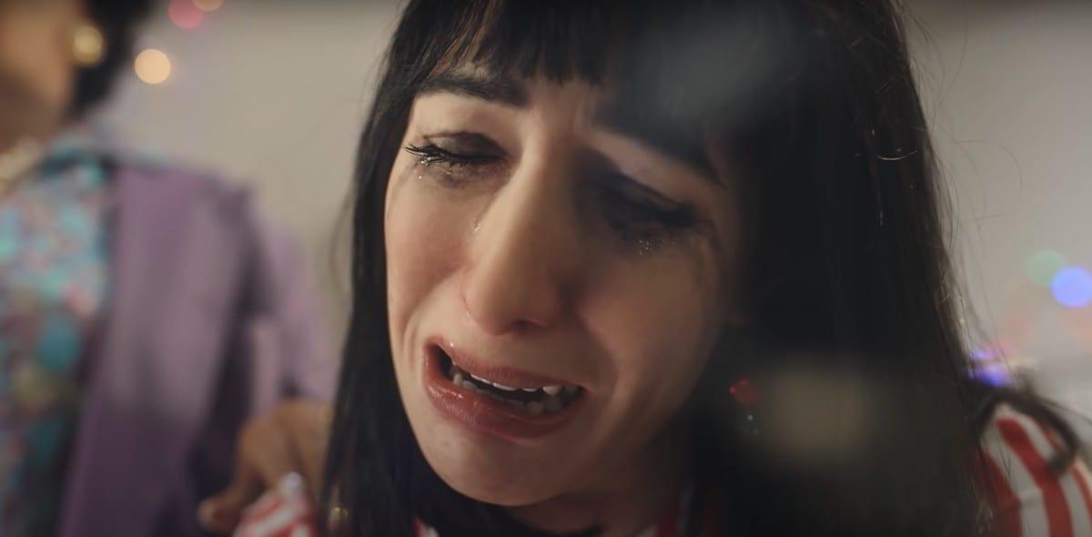 Miller Lite Christmas ad
