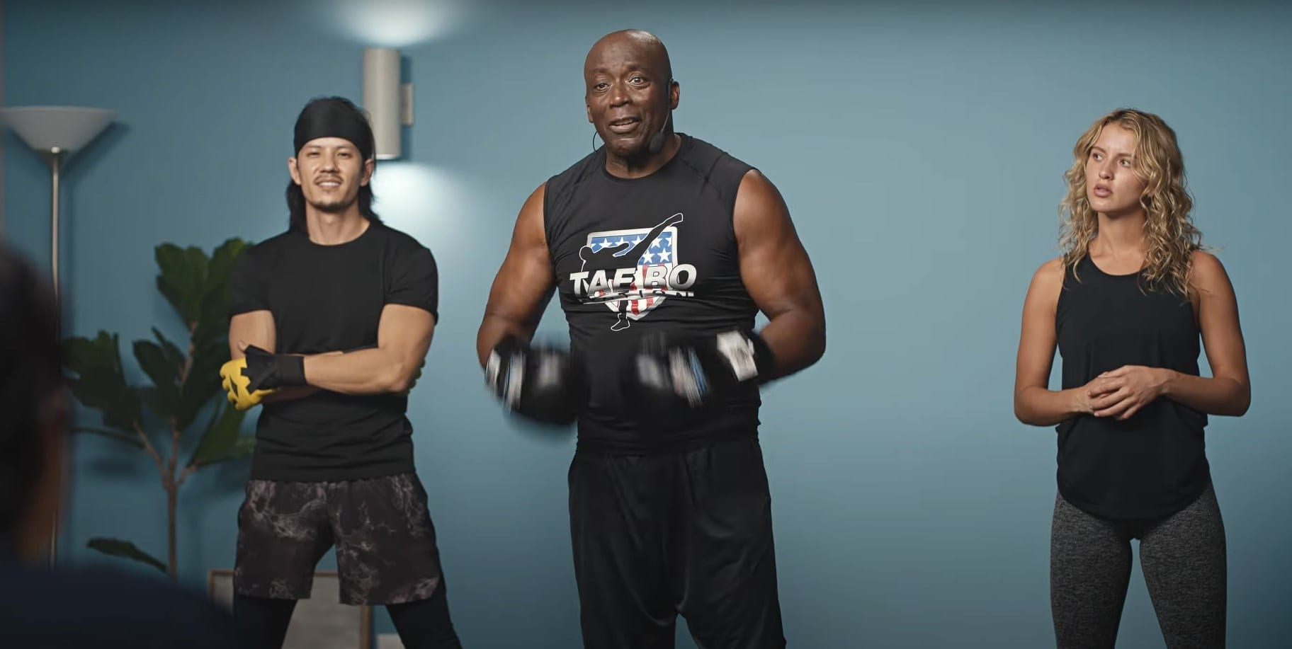 Billy Blanks GEICO