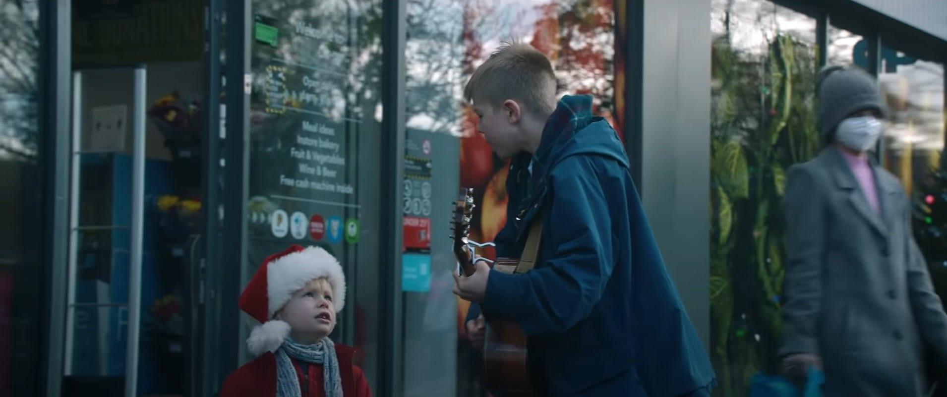 Co-op Christmas Ad