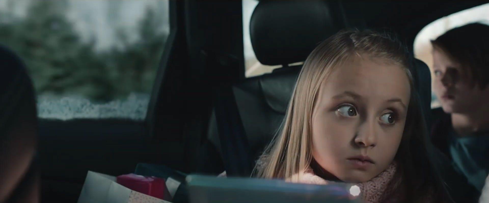 Telekom Christmas Ad Hallelujah