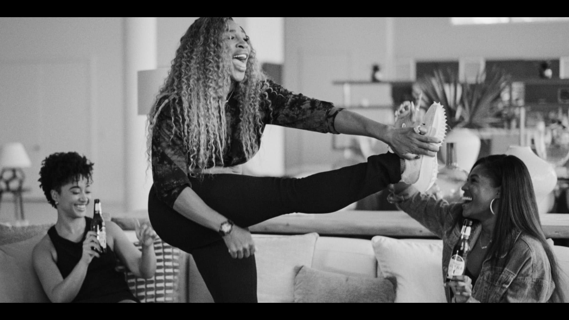 Michelob ULTRA Serena Williams