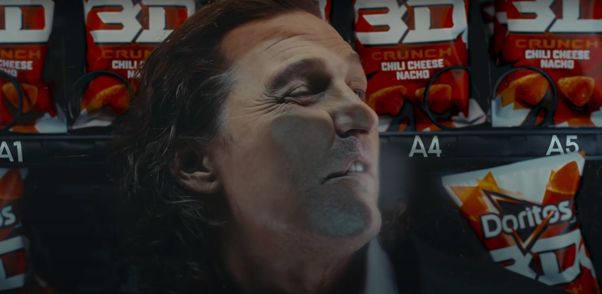 Doritos Super Bowl 2021 Ad ft Matthew McConaughey