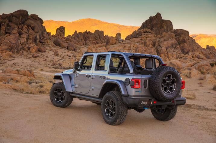 Jeep Wrangler Rubicon 4xe photo