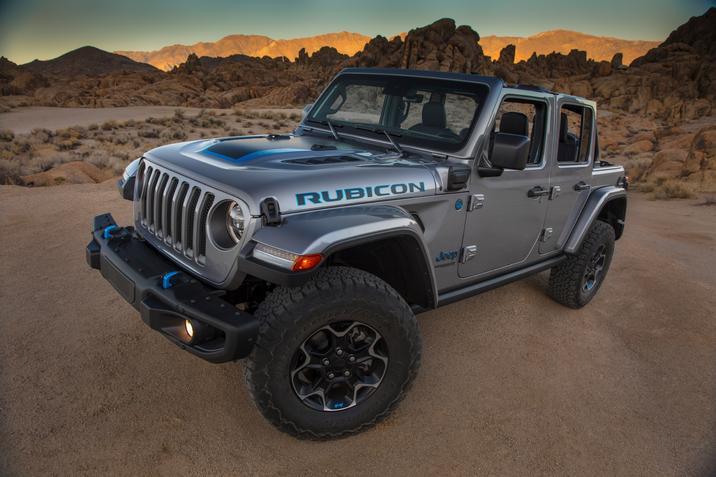 Jeep Wrangler Rubicon 4xe pic